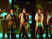 Théâtre: Gilbert Rouvière scène limites modèle américain