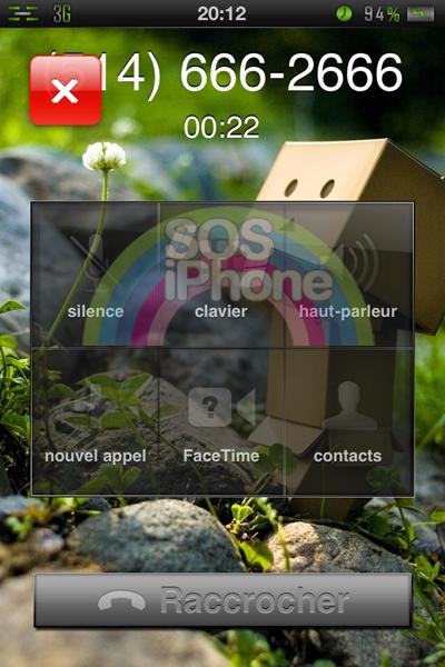 PhoneDefender – Prévenez les erreurs durant les appels