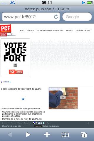 QRCode : un outil puissant de teasing au service du PCF !
