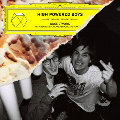 High Powered Boys rippin' off canvas mix