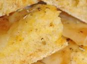 Fougasse d'inspiration basque piment d'Espelette & fromage brebis
