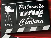 Palmarès Interblogs cinéma blogueurs adoré