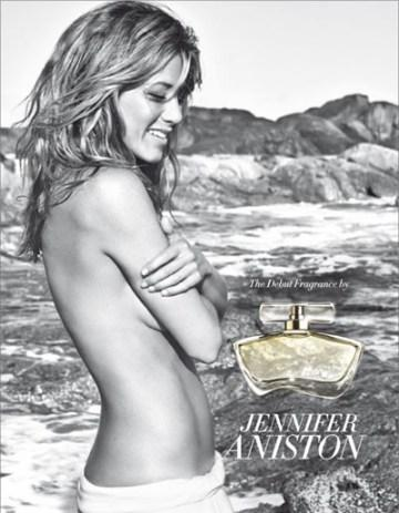 Lolavie… Le parfum de Jennifer Aniston!