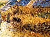 """peintre Pont Aven, Pontoise d'Auvers-sur-Oise Gustave Loiseau, """"L'historiographe Seine"""""""