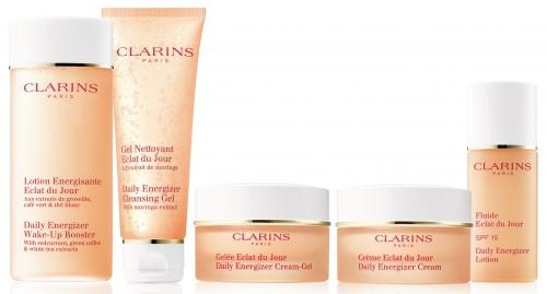 Gamme anti pollution Clarins