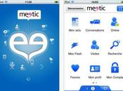 Meetic iPhone, l'application désormais disponible!