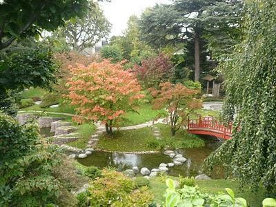 Les jardins Albert Kahn (Boulogne)