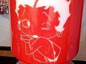 lampe Betty Boop
