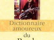 Dictionnaire amoureux Rock d'Antoine Caunes