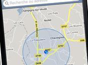Application: Copy9 permet tracer (GPS) votre iPhone