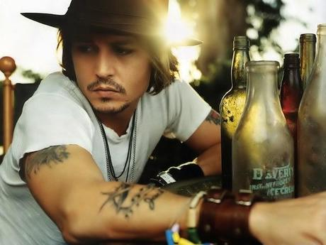 Post image for Once upon a style : adeptes de Johnny Depp