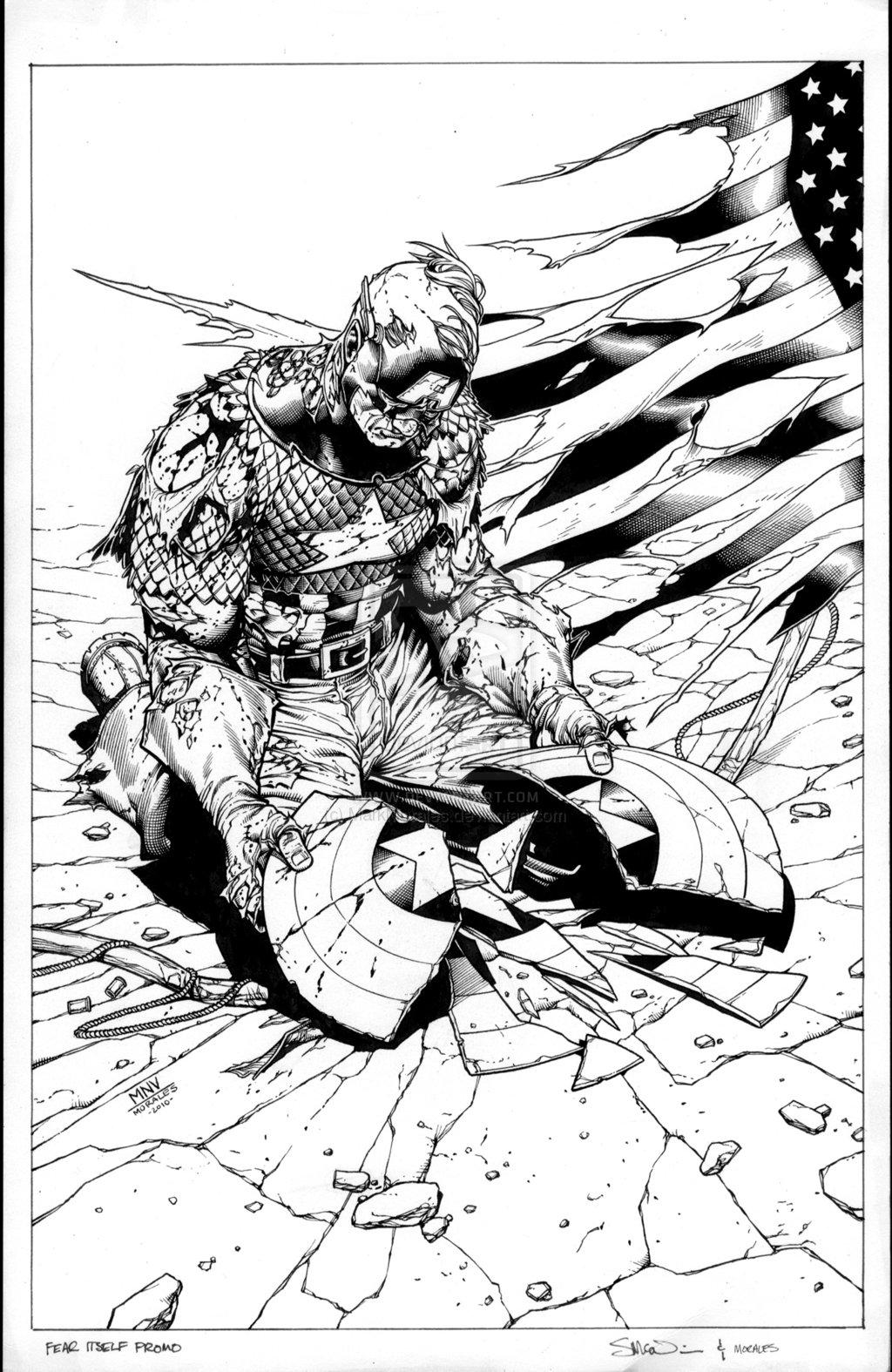 fear itself 2 marvel comics - Dessin Marvel