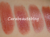 DIOR Swatches Rouges Lèvres Dior Addict