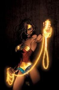 Un costume de Wonder Woman qui fait flop