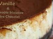 Cheesecake choco' vanille croustille