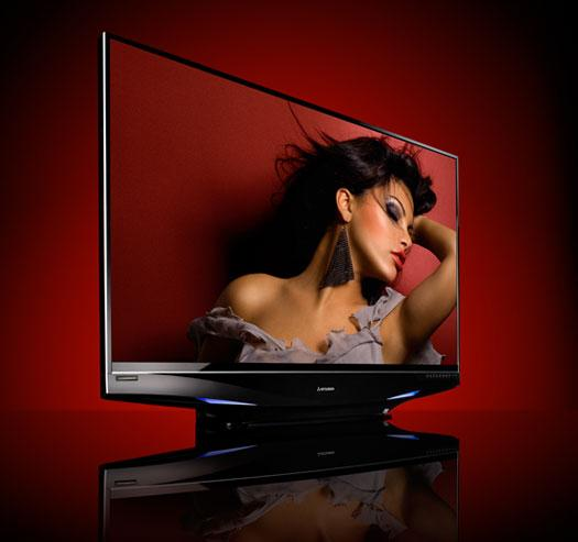 laservue Mitsubishi se retire du business des TV LCD