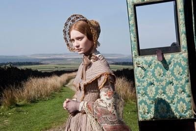 Jane Eyre 2011, by Cary Fukunaga, with Mia Wasikowska and Michael Fassbender