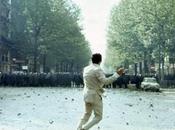Peur dans ville Paris