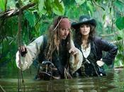 Pirates Caraïbes Fontaine Jouvence VIDEO Johnny Depp Penelope Cruz