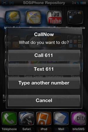 CallNow – Appelez via Activator