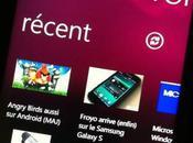 mise jour NoDo pour Windows Phone cours déploiement