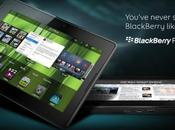 Blackberry Playbook sortie avril partir 499$