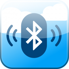 Celeste Bluetooth iPhone, iPod et iPad disponible sur le Cydia Store