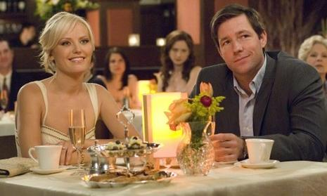 Malin Akerman & Edward Burns