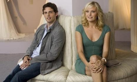 James Marsden & Malin Akerman