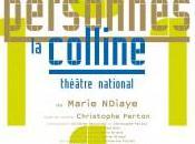 Sénégal l'honneur théâtre Colline