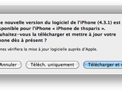 4.3.1 disponible pour iPhone, iPod Touch iPad