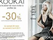 plan -30% chez Kookai avec code promo Friends104
