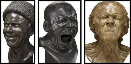 Têtes de caractère Messerschmidt Faces à faces contemporains au Louvre