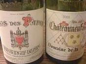 Chateauneufs pape Clos papes, Font Michel Gonet, Fitou Jean Sirven
