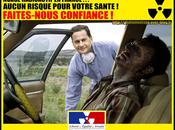 RADIOACTIVITE France... ayez confiance