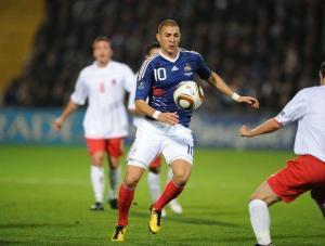 Luxembourg-France : Quel onze ?