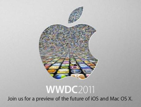 WWDC 2011 : du 6 au 10 juin