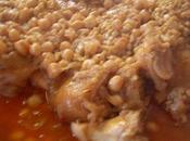Pieds veau pois chiche (HERGMA Marocaine)