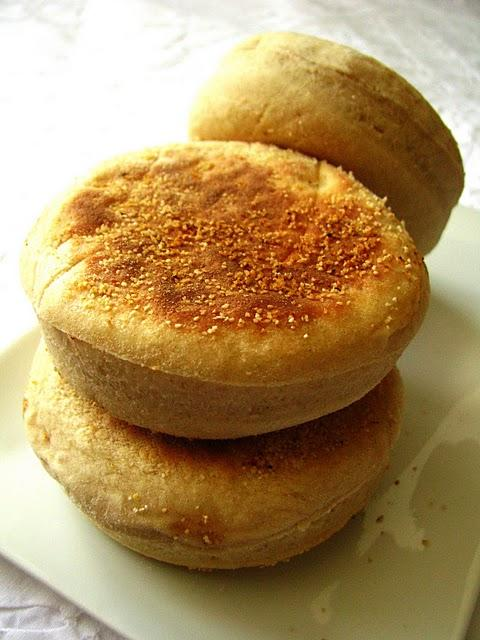 English muffins 100% home made