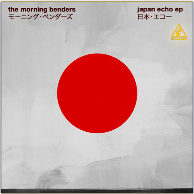 The Morning Benders – Japan Echo EP The Morning Benders – Japan Echo EP