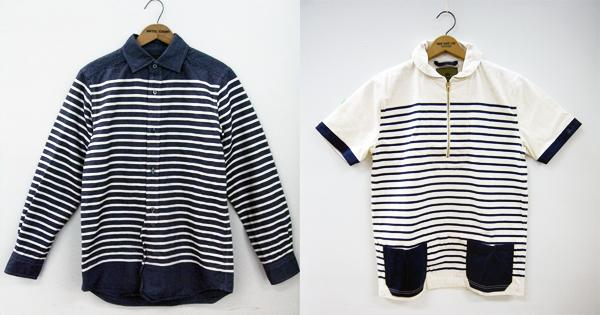 NIGEL CABOURN – S/S 2011 – MARINE COLLECTION