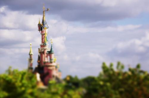 Disneyland Paris, en petit