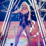 britney spears performing 280311