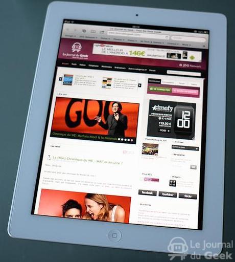 apple ipad2 live 01 Test : Apple iPad 2