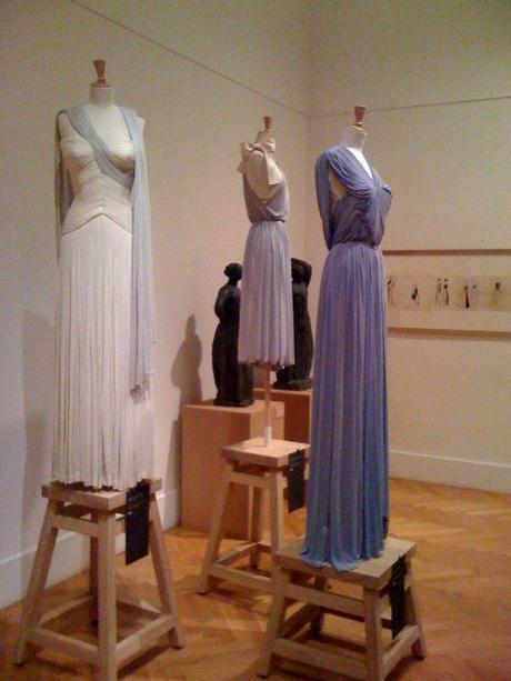 Madame Grès, la couture à l'oeuvre au musée Bourdelle