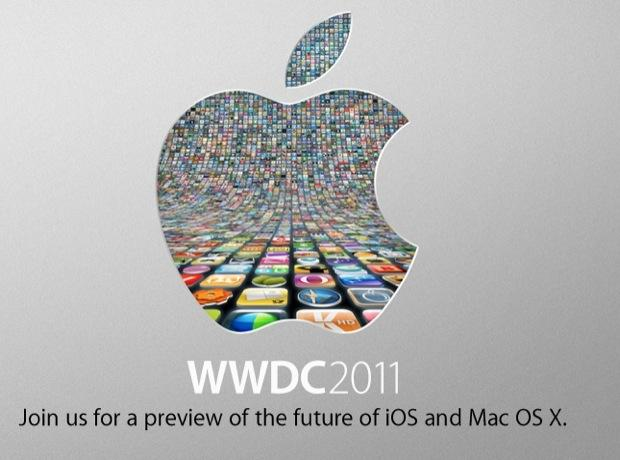 WWDC 2011 : 6 au 10 juin, iOS 5, Mac OS X Lion et iPhone 5