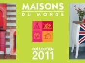 catalogue Maisons monde 2011 arrivé