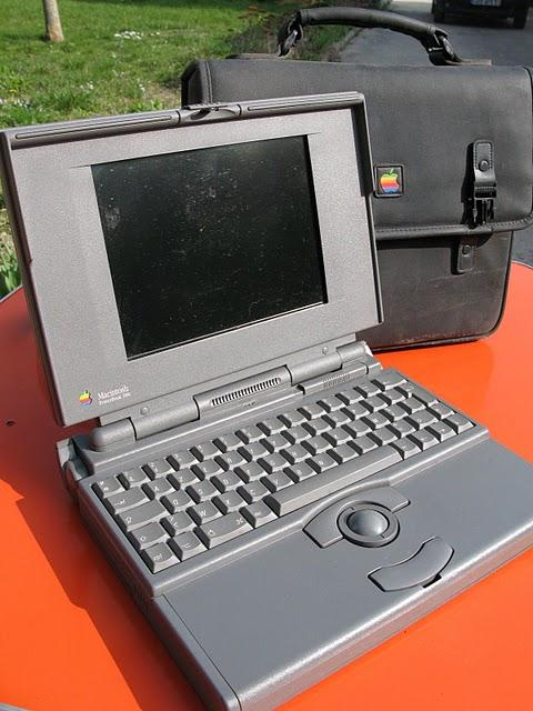 Vend : Apple vintage powerbook 180c