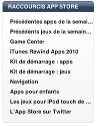 [iTunes] Le Jeu Beyond Ynth mis en avant dans la section «Kit de démarrage Jeux»