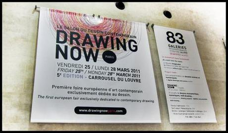 Drawing Now Drawing Now : 1ère cloture de la semaine du dessin 2011